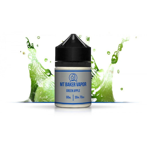 Mt Baker Vapor - Green Apple