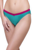 Organic Cotton Antimicrobial Bikini ( Pack of 3)