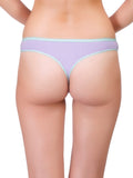 Organic cottonAntimicrobial Thong ( Pack of 2 )