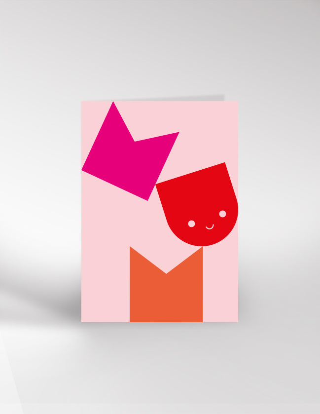 Dicky Bird Mum Card