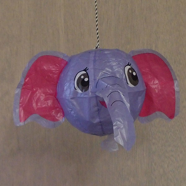 Japanese Paper Balloon - Elephant - ANNUAL STORE