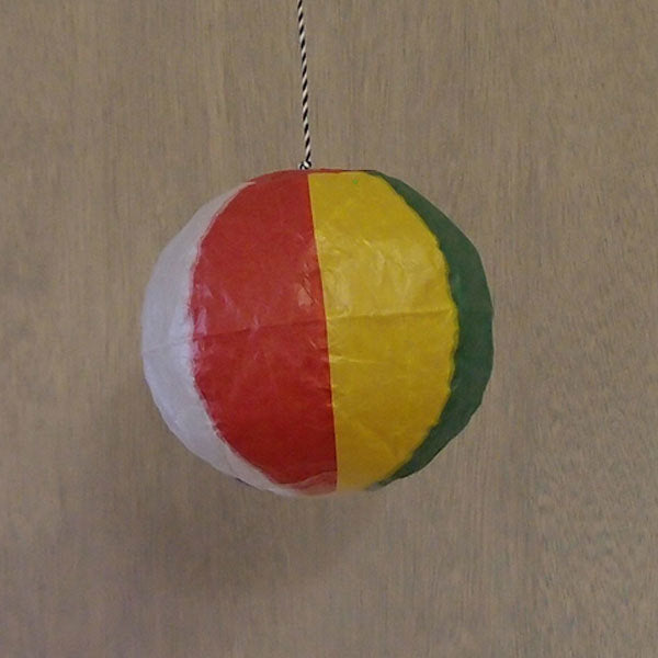 Japanese Paper Balloon - Beach Ball - ANNUAL STORE
