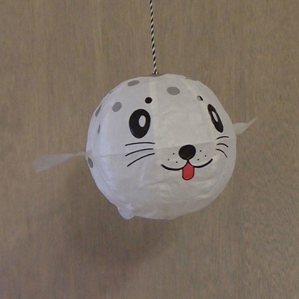 Japanese Paper Balloon - Seal - ANNUAL STORE