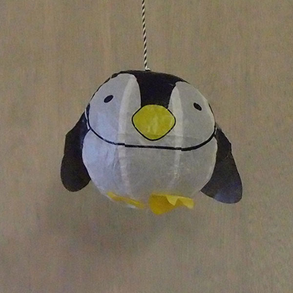 Japanese Paper Balloon - Penguin - ANNUAL STORE