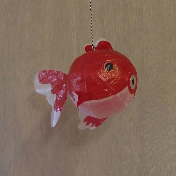 Japanese Paper Balloon - Red Fish - ANNUAL STORE