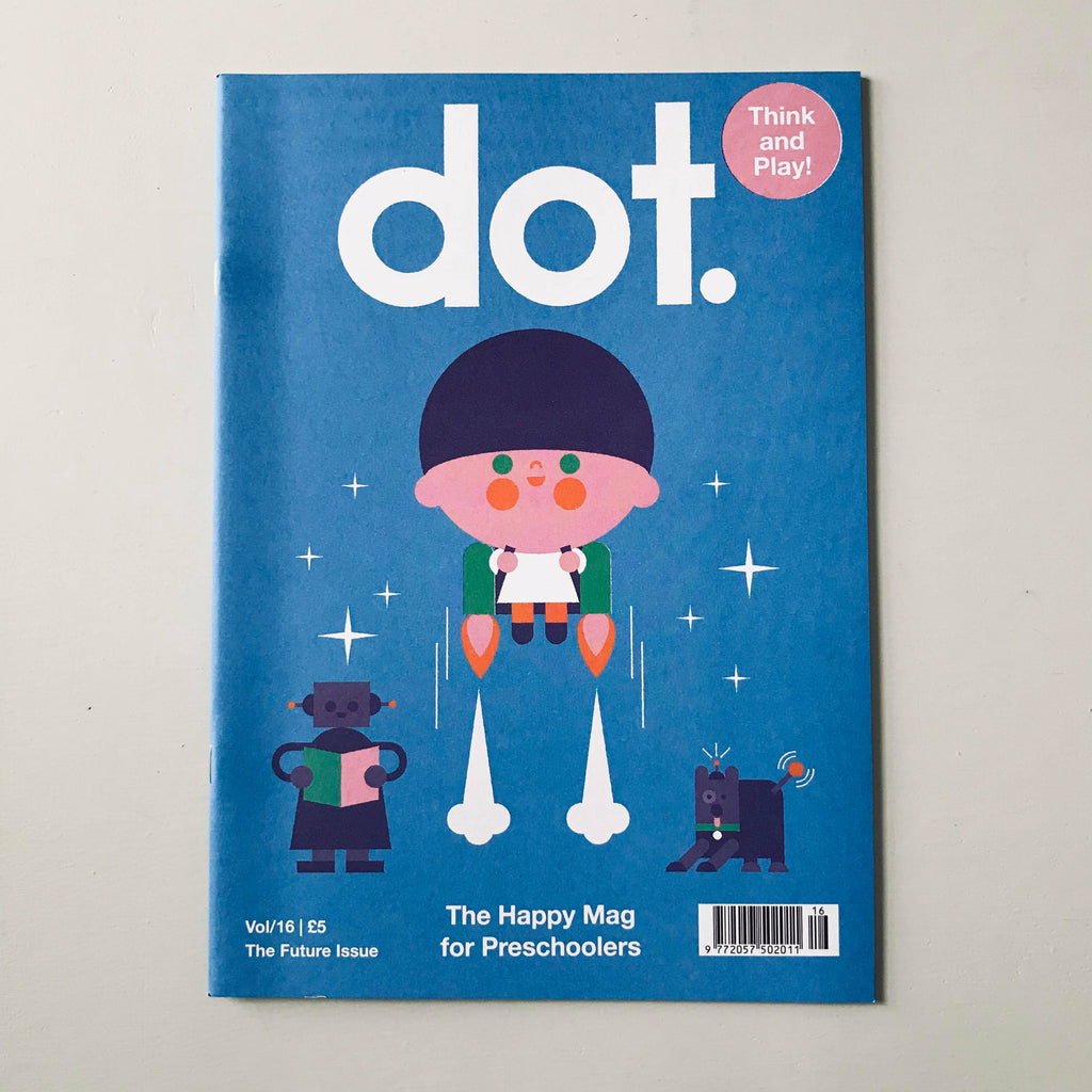 Dot Magazine - The Future Issue