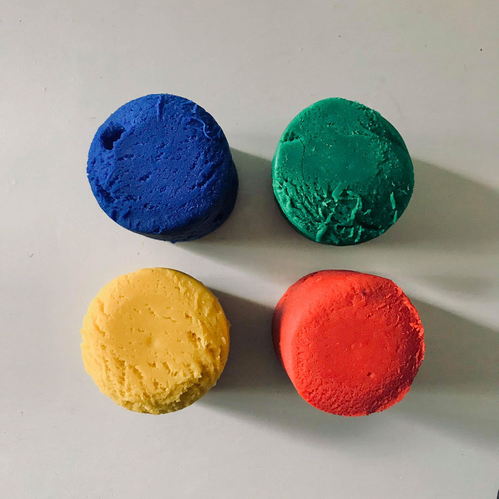 Soft Modelling Dough - 4 Colours