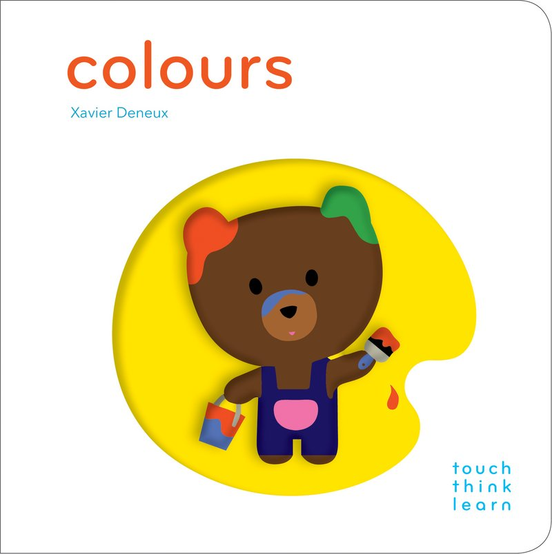 TouchThinkLearn - Colours