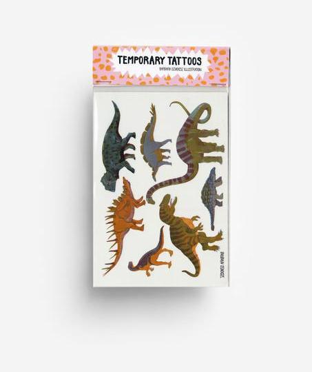 Jungwiealt - Dinosaur Temporary Tattoos