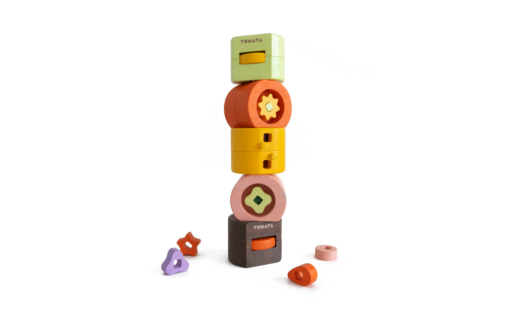 Shleep - Toy Set with 4 Gears
