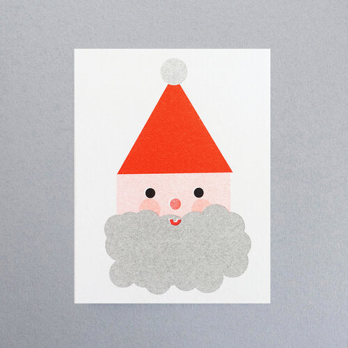 Scout Editions Father Christmas Mini Card