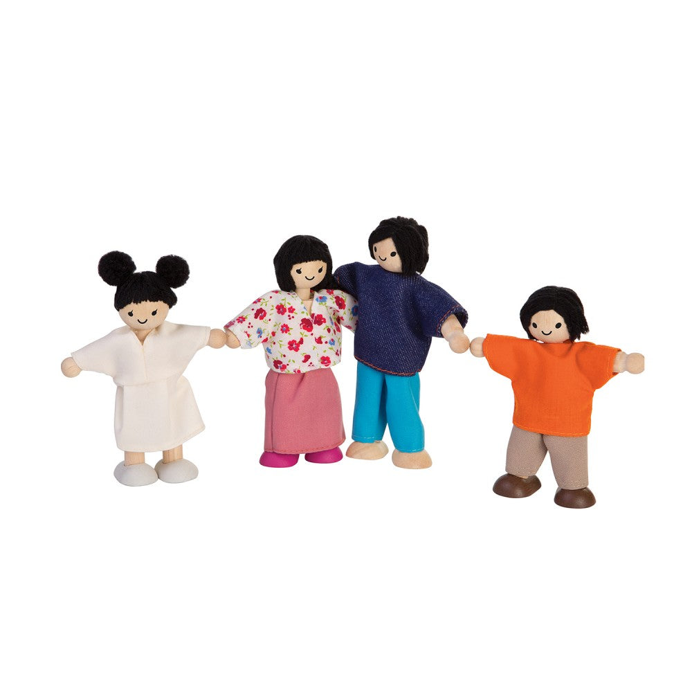PlanToys Doll Family - Asian
