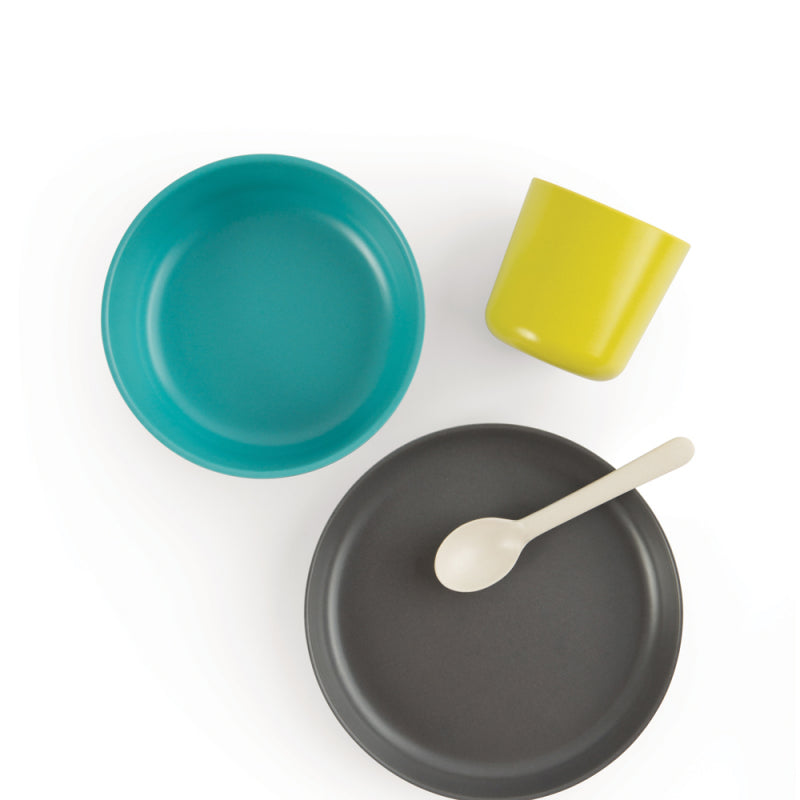 Ekobo Kids Dinner Set - Smoke