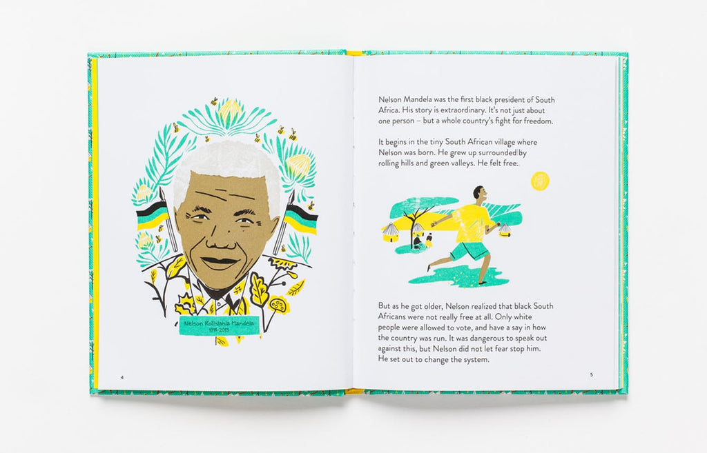 Little Guides To Great Lives - Nelson Mandela - ANNUAL STORE