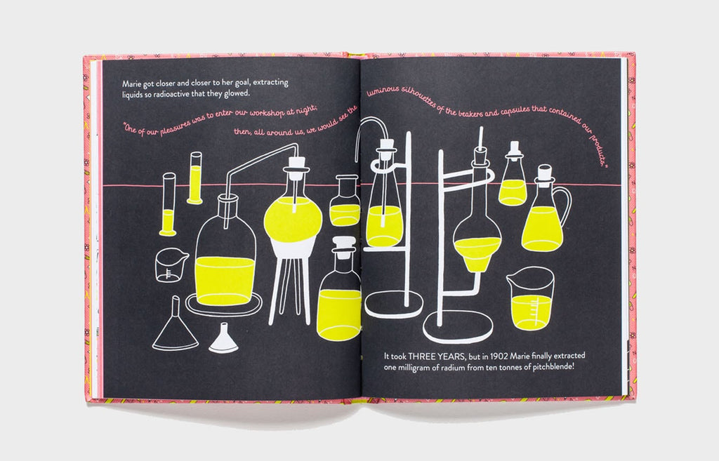 Little Guides To Great Lives - Marie Curie - ANNUAL STORE