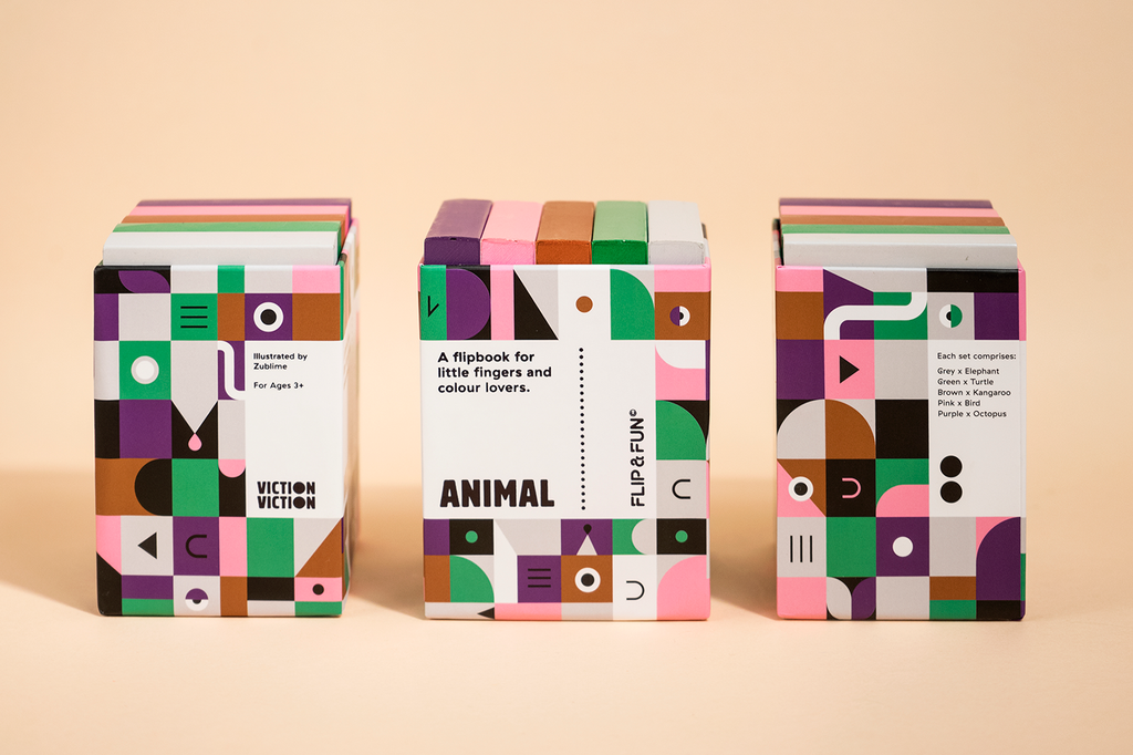 Flip & Fun - Animal - ANNUAL STORE