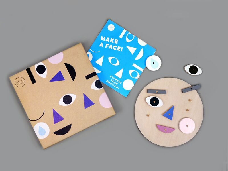 Make A Face by Moon Picnic
