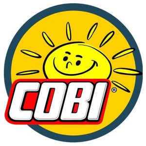 Brick Forces™ Announces Partnership with Cobi Toys!