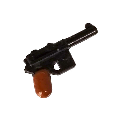 Minifig Colored German Mauser - Pistol
