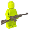 Minifig M1 Carbine Gunmetal Grey - Rifle