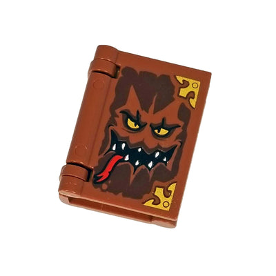 Minifig Book of Monsters - Accessories