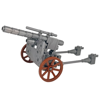 Minifig World War II German Artillery Set - Artillery