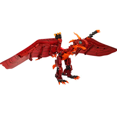 Brick Rodan Set (263 Pieces) - Sets