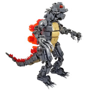 Brick Godzilla Set (697 Pieces) - Sets