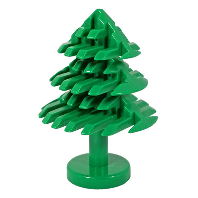 Minifig Pine Tree 4 (1 Piece) - Vegetation