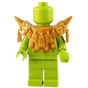 Minifig Gold Horned Enforcer Armor - Armor
