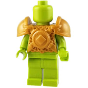 Minifig Gold Viking Armor - Armor