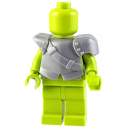 Minifig Silver City Watch Armor - Armor
