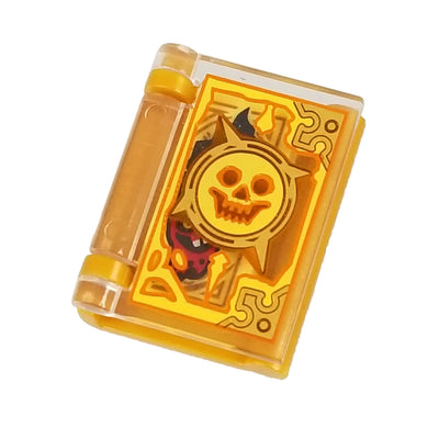 Minifig Book of Chaos - Accessories