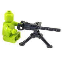 Minifig Browning.30 Caliber Weapons Pack - Heavy Weapon