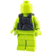 Minifig SWAT METRO Tactical Vest 4 - Vests