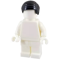 Minifig Black Hair 30 - Hair