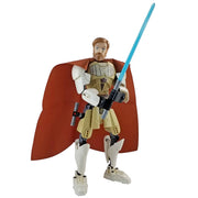 Brick General Kenobi Figure (82 Pieces) - Buildable Figure