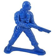 Large SWAT Officer with Shotgun - Blue - Collectable