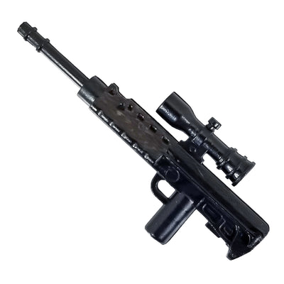 Minifig L85X Extended Sniper Rifle - Rifle