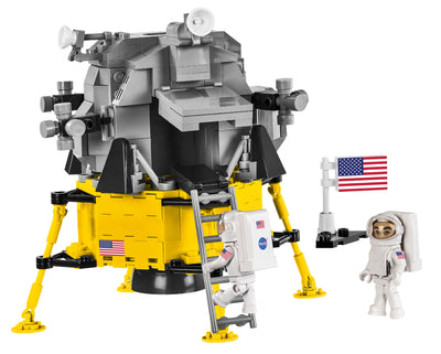 COBI Apollo 11 Lunar Module (370 Pieces) - Vehicles