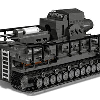 COBI World War II Karl-Gerät 040 - 600mm (1500 Pieces) - Artillery