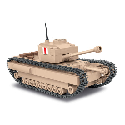 COBI Churchill I Tank 1:48 Scale (300 Pieces) - Tanks
