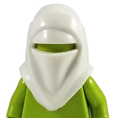 Minifig Royal Guard Helmet - White - Headgear