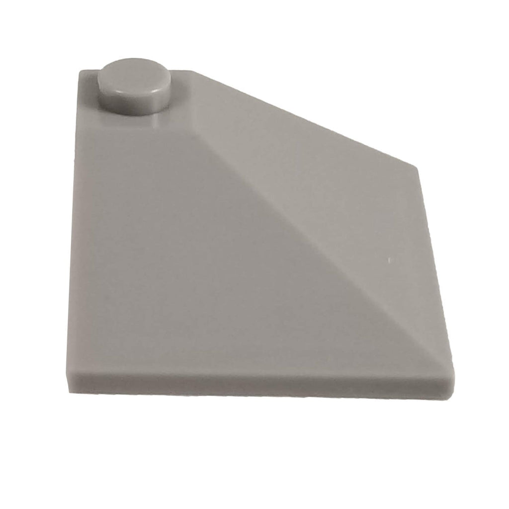 3x3 Slant to 1x1 Size Corner Roof Brick (1 each) - Bricks