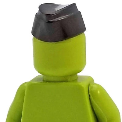 Minifig Forage Cap Black - Headgear