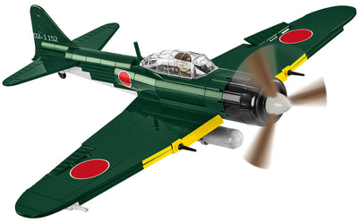 COBI World War II Japanese A6M5 Zero (280 Pieces) - Airplanes