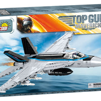 COBI Top Gun Maverick F/A-18E Super Hornet™ Limited Edition (570 Pieces) - Airplanes