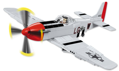 COBI Top Gun Maverick P-51D Mustang™ (265 Pieces) - Airplanes