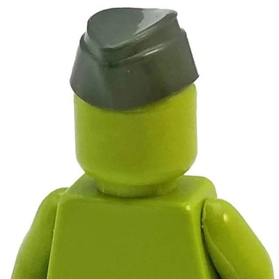 Minifig Forage Cap Green - Headgear