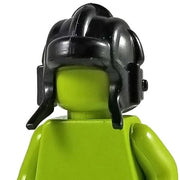 Minifig Russian Tanker Helmet Black - Headgear
